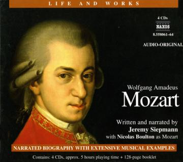 Life and Works: MOZART (Siepmann)